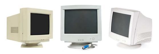 Old-CRT-monitors