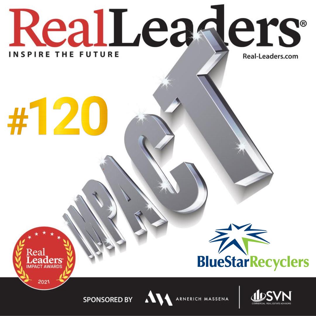 Real Leaders Impact Awards 2021